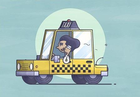 کسب درآمد رانندگان